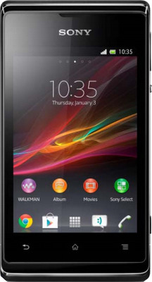 Sony Xperia E at Rs.8999