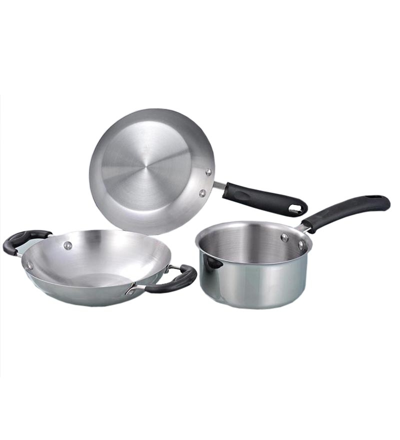 Set of 3 Ravenn Cookware at Rs.859