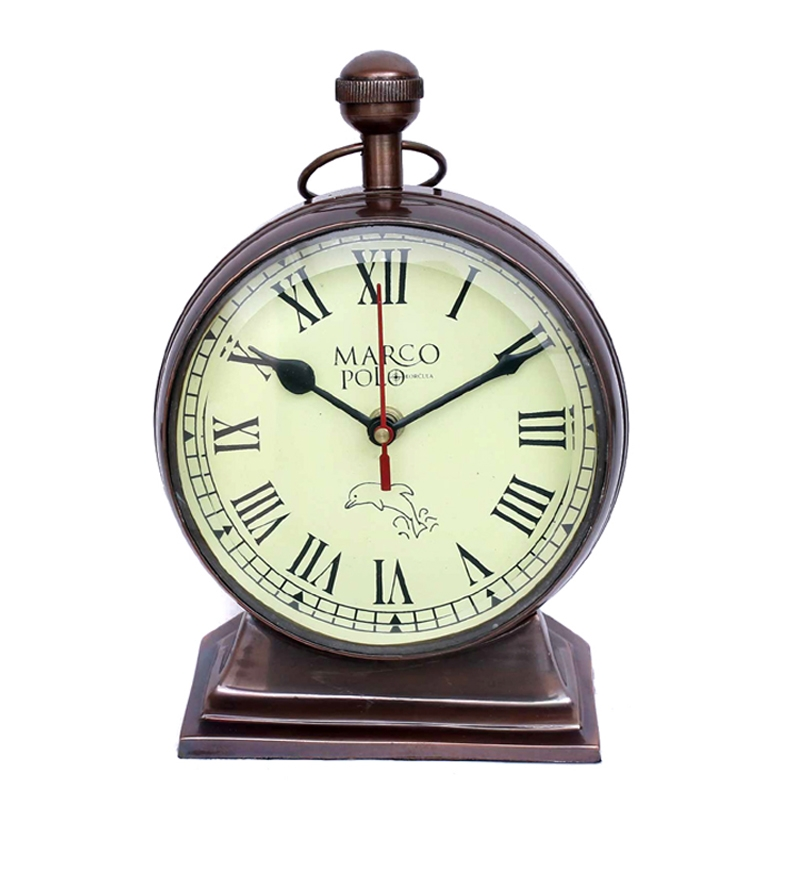 Home SparkleTable Clock at Rs.1044
