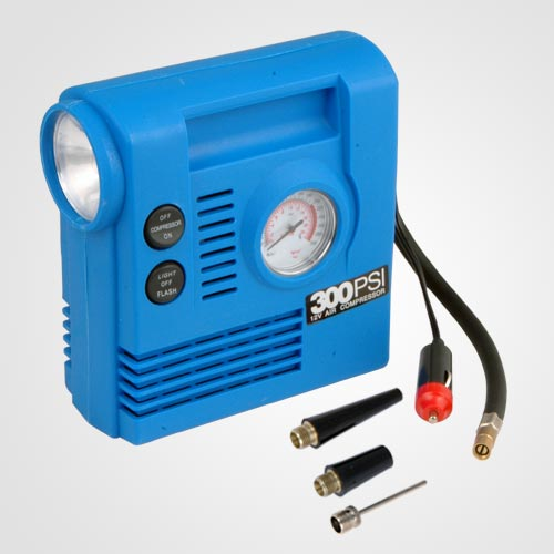 Air Compressor with Torch at Rs.990