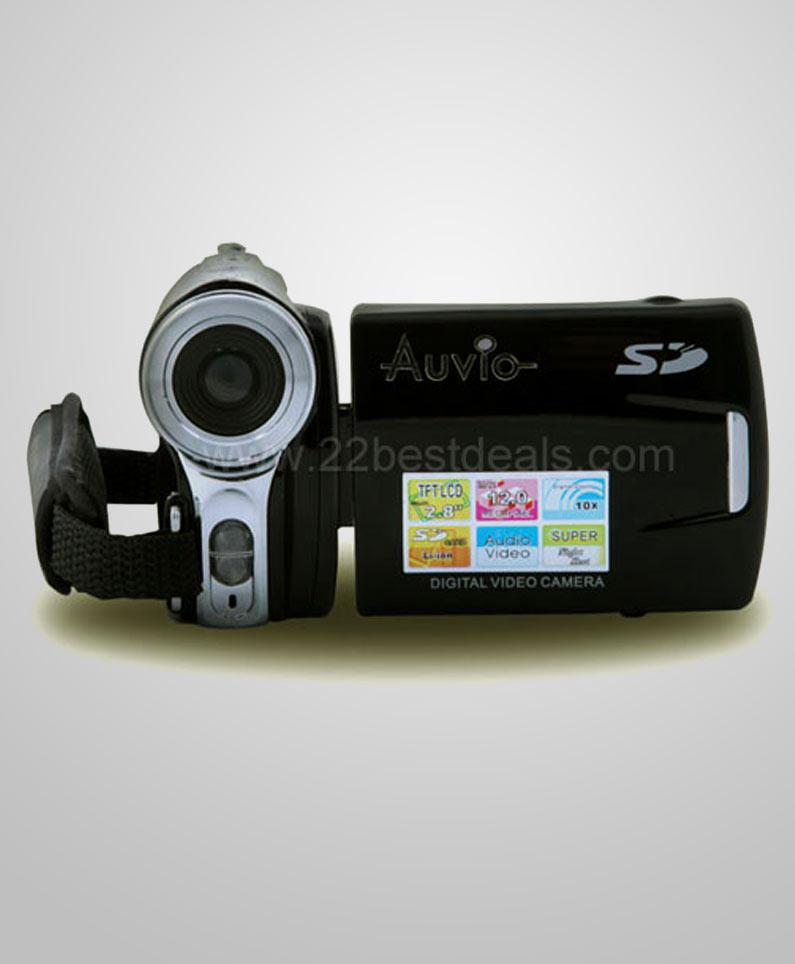 Auvio Camcorder at Rs.3399