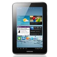 Samsung Tab 2 at Rs.12620