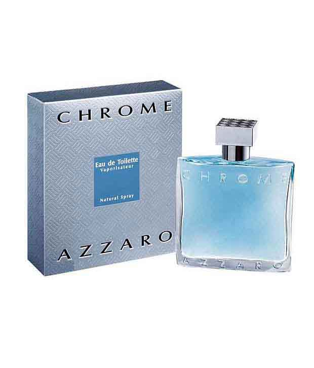 Azzaro Chrome Perfume at Rs.1649