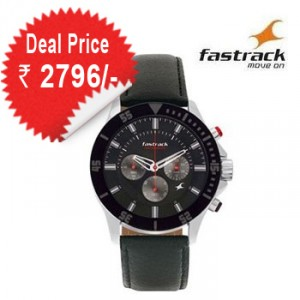 Fastrack Chronograph Watch at Rs.2796