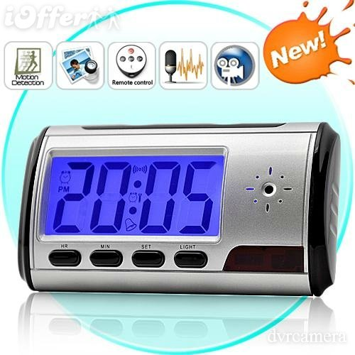 Spy Digital Alarm Table Clock at Rs.2800