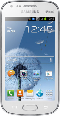 Samsung Galaxy S Duos at Rs.11590