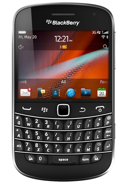 BlackBerry Bold 4 at Rs.27049
