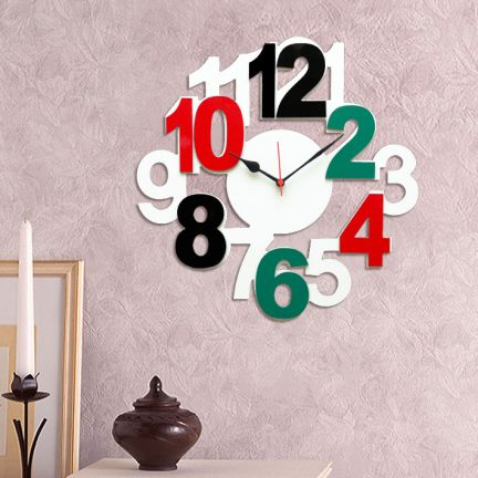 Klok Wall Clock at Rs.799