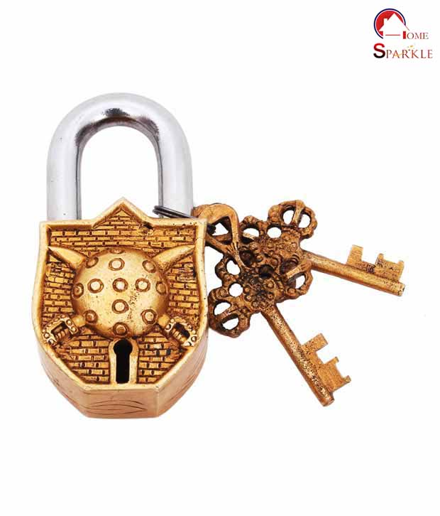 Sparkle Sword & Shield Lock at Rs.499