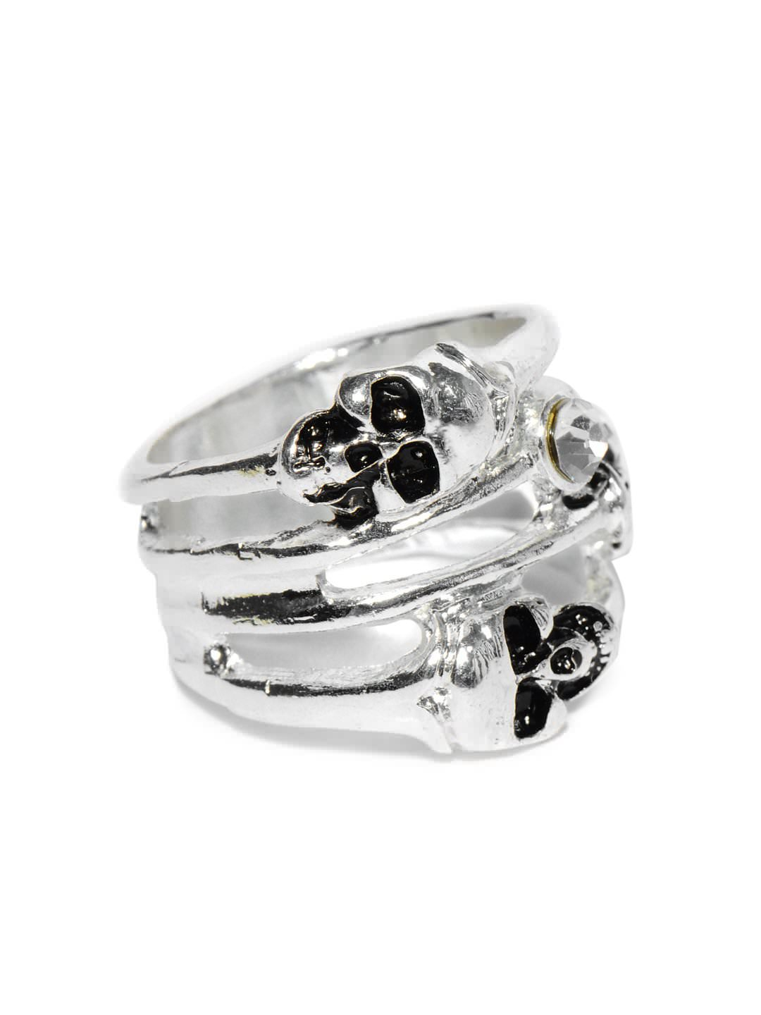 Dressberry Unisex Finger Ring at Rs.180