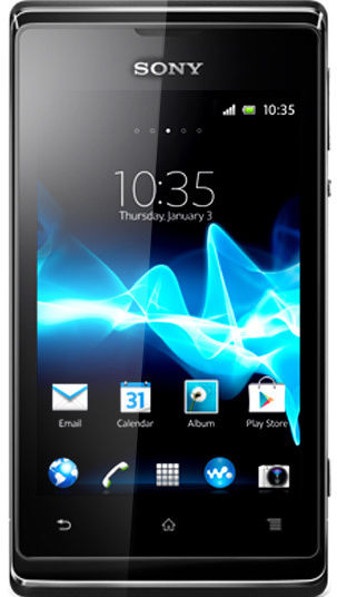 Sony Xperia E Dual at Rs.9299