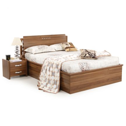 King Bed With Hydraulic Storage at Rs.36990