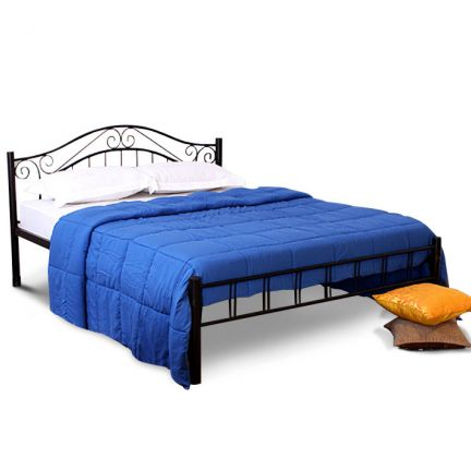 Metallica Dover Metal Bed at Rs.7990