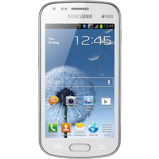 Samsung Galaxy S Duos at Rs.11200