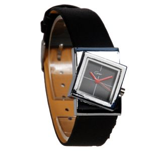 Genx Leather Wrist Watch at Rs.269