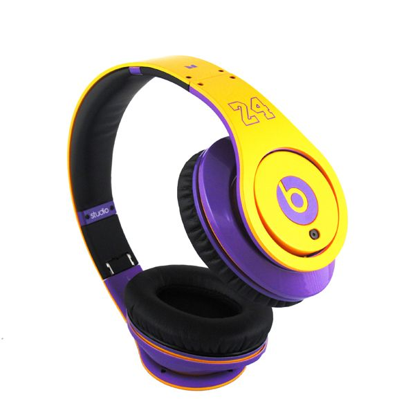 Kobe Bryant Lakers Headphones at Rs.799