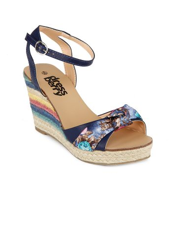 DressBerry wedge Hills at Rs.1139