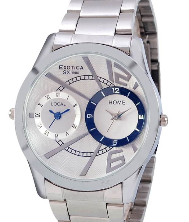 Exotica Wrist Watch at Rs.999