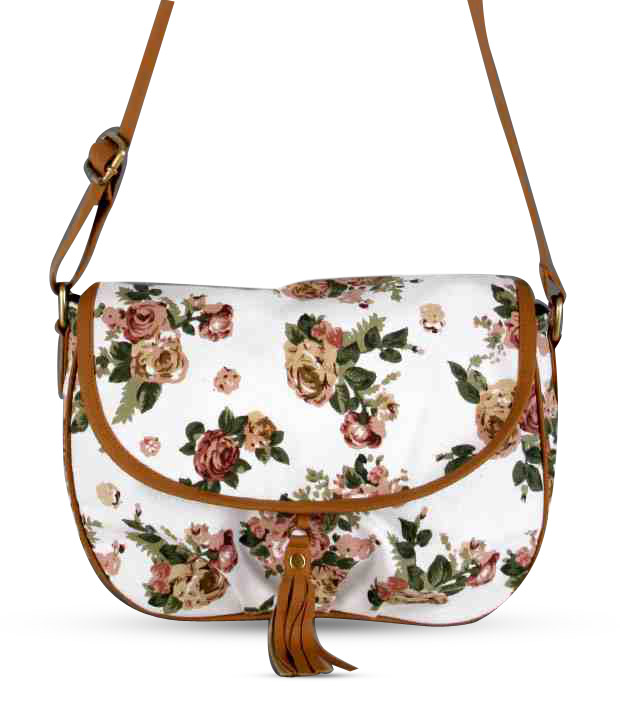 Print Sling Bag at Rs.499