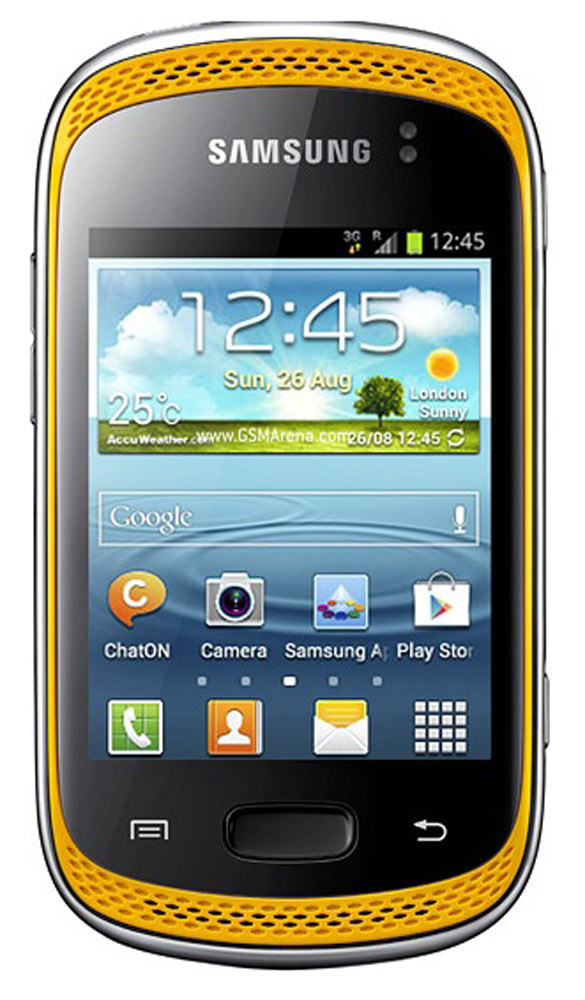 Samsung Galaxy Music Duos at Rs.7990
