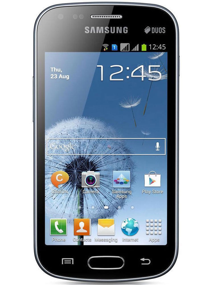 Samsung Galaxy S Duos at Rs.11990
