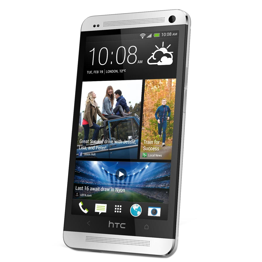 HTC ONE Silver at Rs.42999
