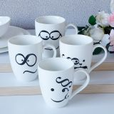 Set of 4 pieces Alfresco Mug at Rs. 675
