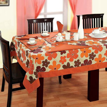 Swayam Cotton Table Sheet at Rs.764