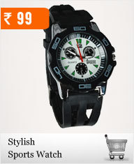 Stylish Sports Watch at Rs.99