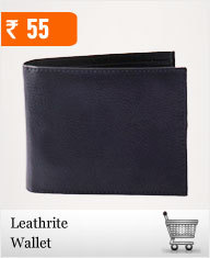 Ble Leathrite Wallet at Rs.52