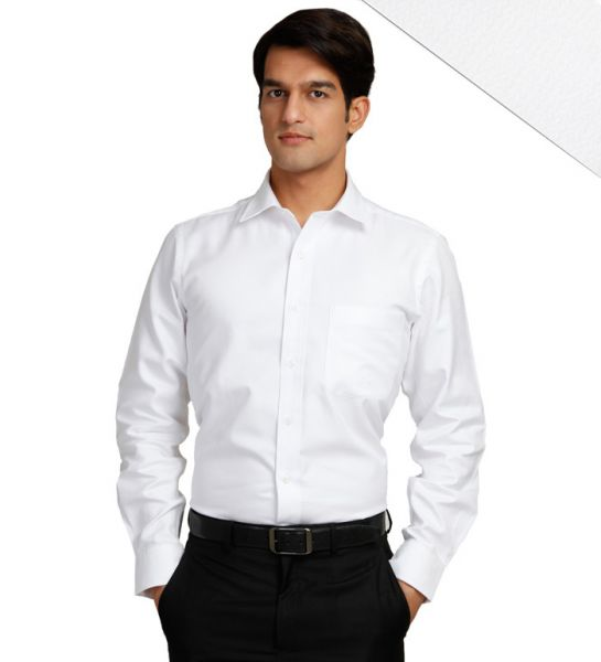 Exclusive Formal White Shirt at Rs.399