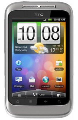 HTC Wildfire Phone at Rs.8649