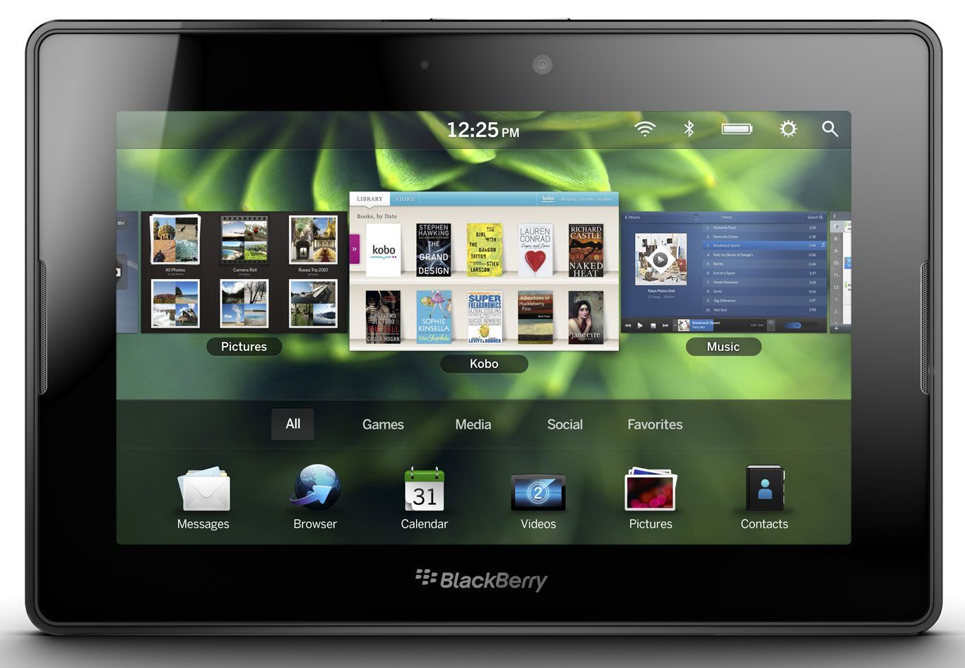 Blackberry Playbook at Rs.10541