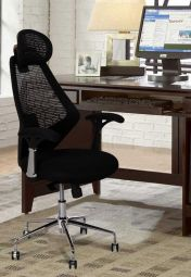 FabFurnish Black Chair at Rs.12990