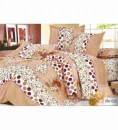 Floral Double Bedsheet & 2 Pillow Cover at Rs.599