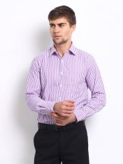 Mark Taylor Purple Shirt at Rs.584
