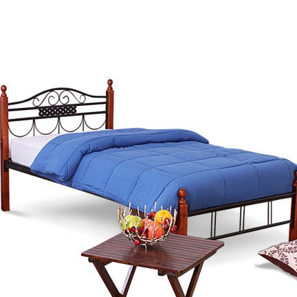 Metallica Metal Bed at Rs.5990