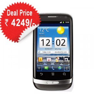Huawei Ideos X3 at Rs.4249