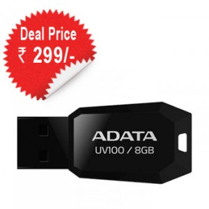 ADATA 8GB Pendrive at Rs.299