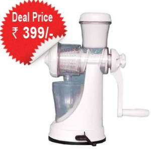 Apex Fruit & Vegetable Juicer at Rs.399