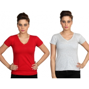 Monte carlo combo pack of ladies t-shirts in just Rs.421