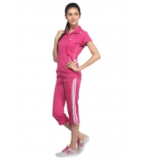 Monte carlo pink track suit at Rs. 735