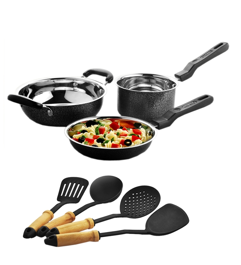 Induction Cookware at Rs.599