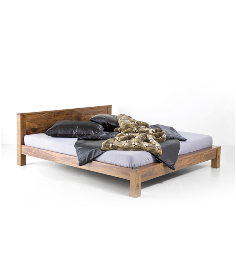 Cinnamon Simplistic Bed at Rs.19249