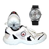 Combo of Yepme Sports Shoes & Watch at Rs.1199