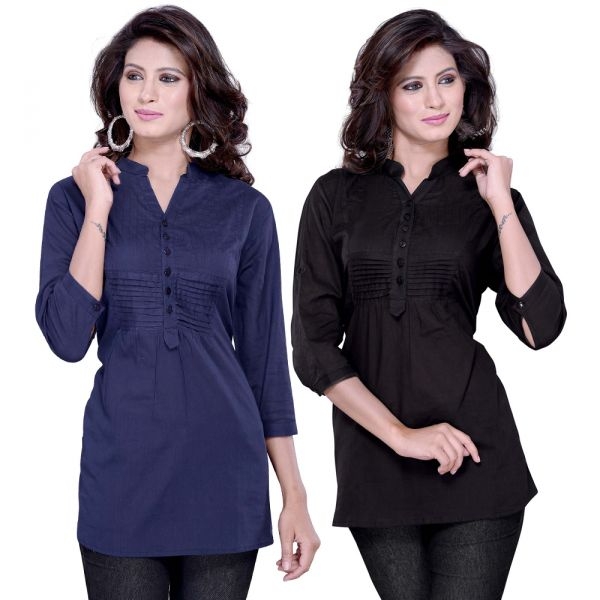 Combo of 2 Designer Tunics at Rs.629