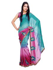 Archisha Crepe Saree at Rs.1139