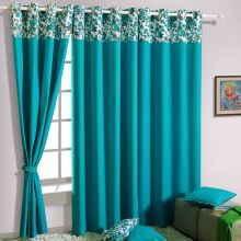 Swayam Eyelet Curtain at Rs.764