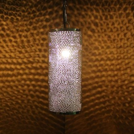 Moroccan Cylindrical Lamp at Rs.2590