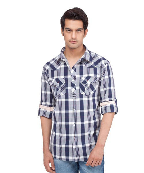 Conner Check Shirt at Rs.479